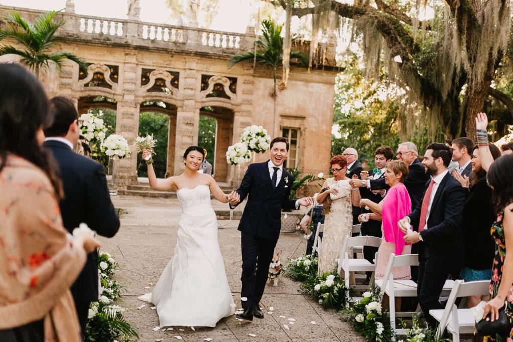 vizcaya wedding tropical estate