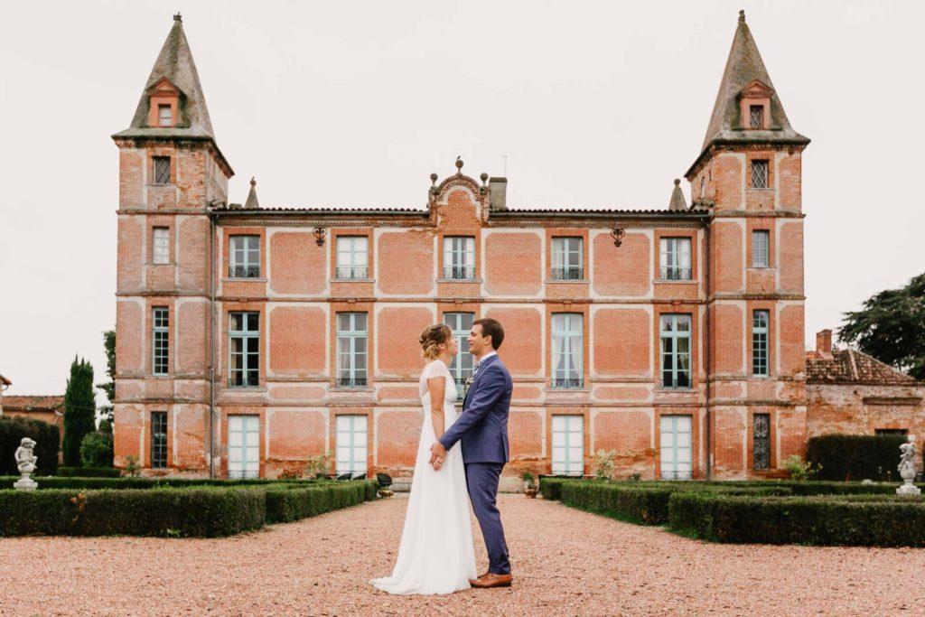 photographe mariage domaine de rochemontes toulouse france